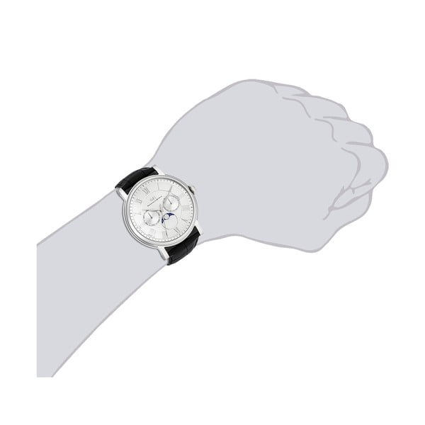 Zegarek męski Rhodenwald&Söhne Astronostrum Silver