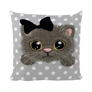 Poduszka Mr. Little Fox Cat Cutie, 50x50cm