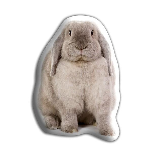 Poduszeczka Adorable Cushions Szary króliczek