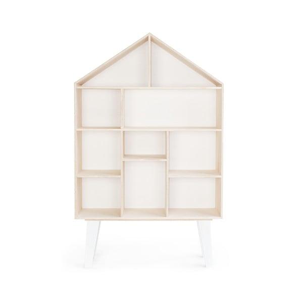 Komoda House, biała