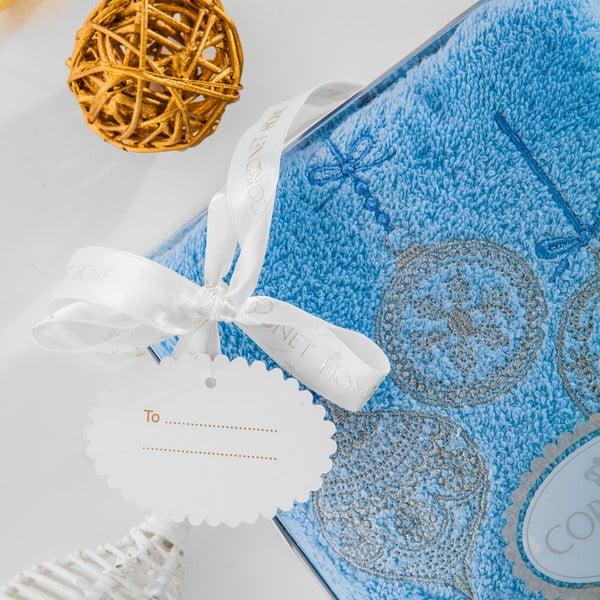 Ręcznik w opakowaniu podarunkowym Christmas V3, 50x90 cm