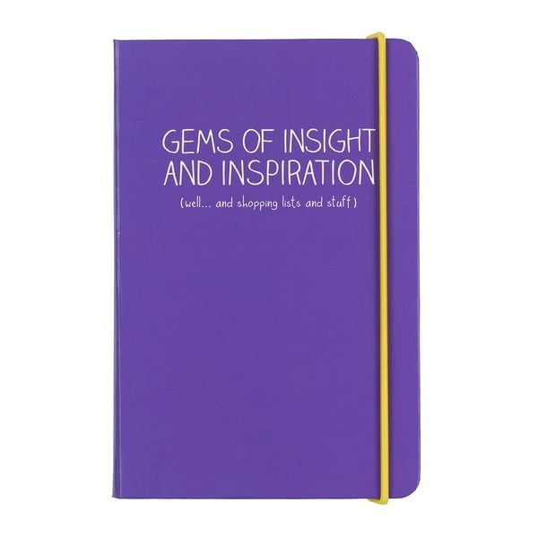 Notes A6 Gems of Insight