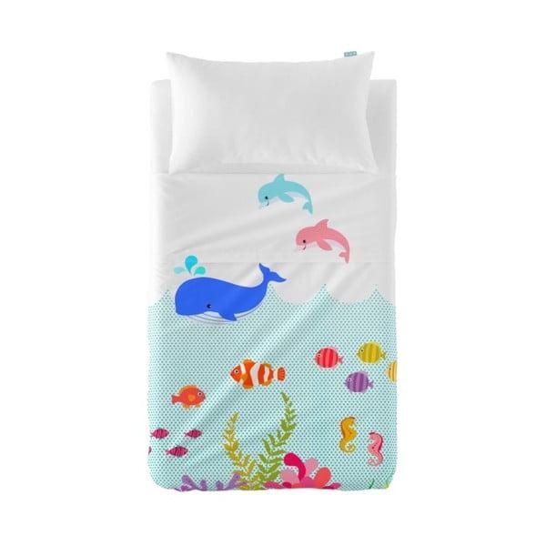 Narzuta Little W Under The Sea, 100x130 cm