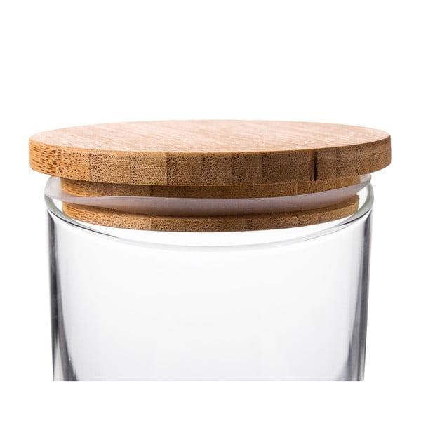 Szklany pojemnik Krauff Glass, 30,5 cm