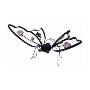 Słoneczna lampa ogrodowa Butterfly