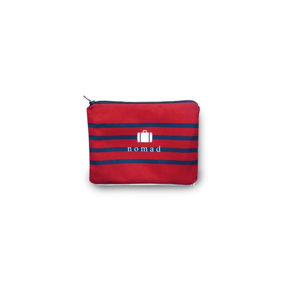7abbc7598bea5 Czerwona portmonetka na dwie waluty Dandy Nomad | Bonami