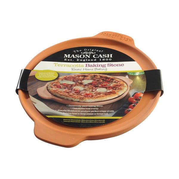 Terakotowa podkładka do pieczenia pizzy Mason Cash Baking Stone, ⌀ 35 cm
