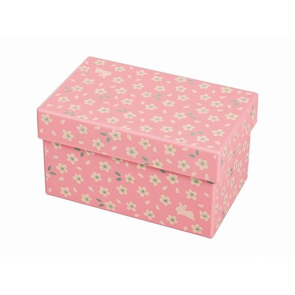 Pudełko na lunch Chiyo Pink, 960 ml