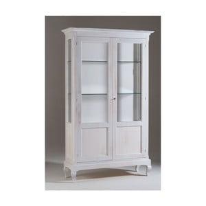 Biała witryna drewniana Castagnetti Chloe