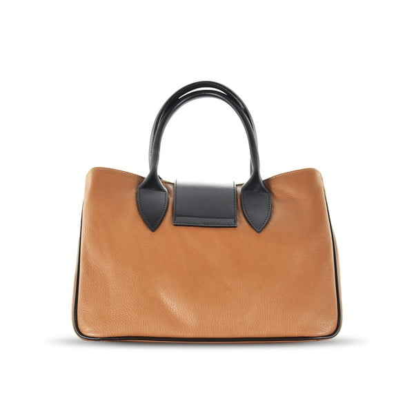 Skórzana torebka Sophie, cognac