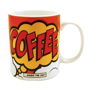 Kubek Comic Book Coffee, 325 ml