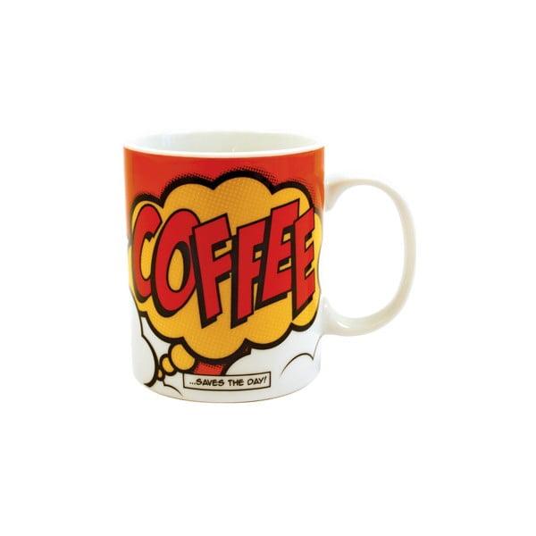 Kubek Comic Book Coffee, 325 ml