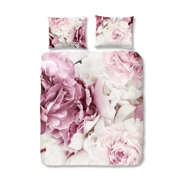 Pościel Peonies Pink, 140x200 cm
