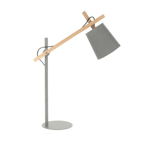 Lampa stołowa Leitmotiv Sheer Grey