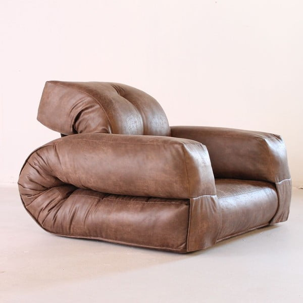 Fotel Hippo Vintage Cognac