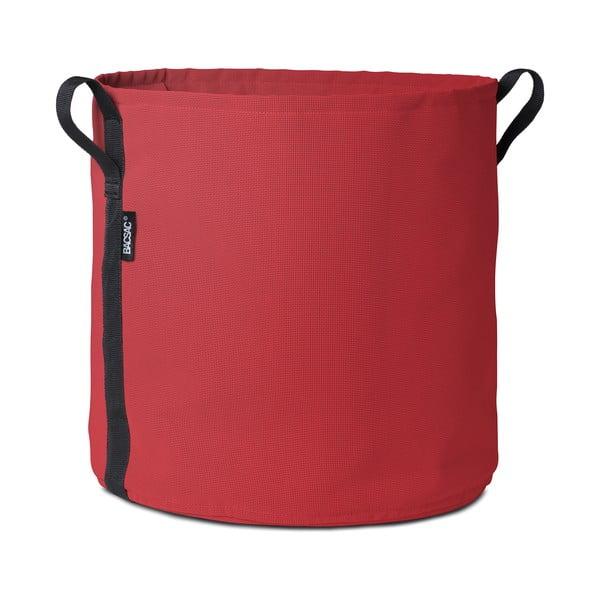 Czerwona donica, 50 l