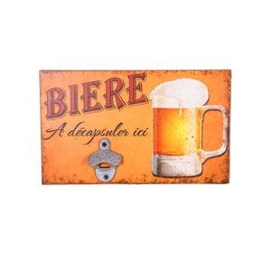 Naścienna tablica Biere