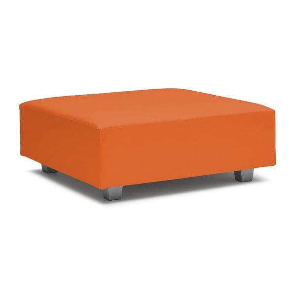 Puf Silvia Orange