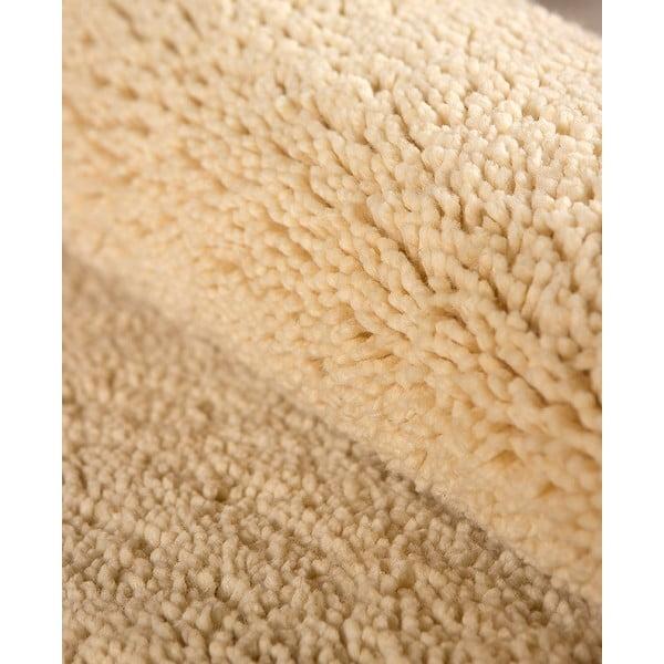 Dywan wełniany Pradera, 90x160 cm, kremowy