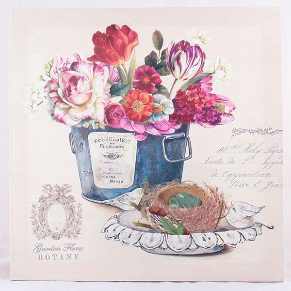 Obraz na płótnie Fleurs