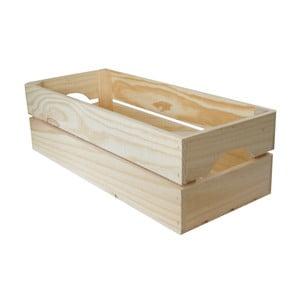Skrzynka Caja Natural, 50x15x20 cm
