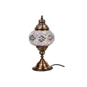 Szklana lampa Flat Foot XIV, 13 cm