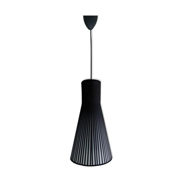 Lampa wisząca Black Fabric