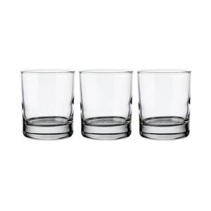 Zestaw 3 szklanek Scotland, 300 ml