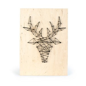 Obraz DIY Really Nice Things Deer, 40x60 cm