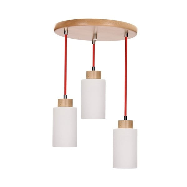 Lampa wisząca Bosco, 30 cm
