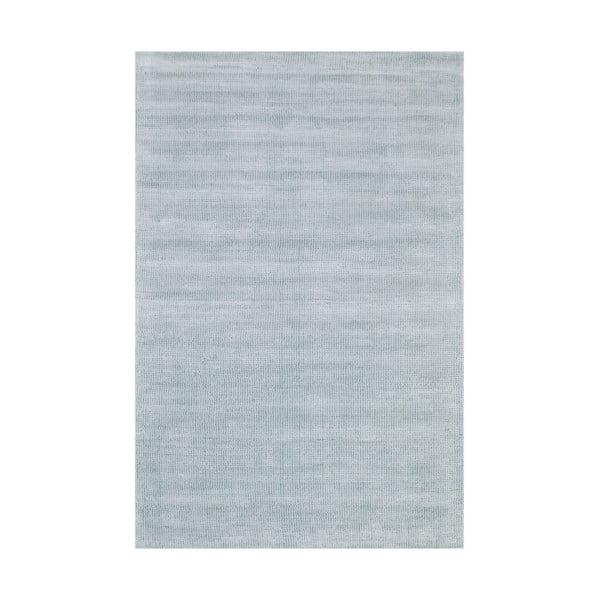 Jasnoniebieski dywan tuftowany ręcznie Spike, 160x230 cm