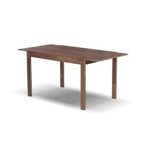 Stół rozkładany Ghost, 120-164 cm, ciemny