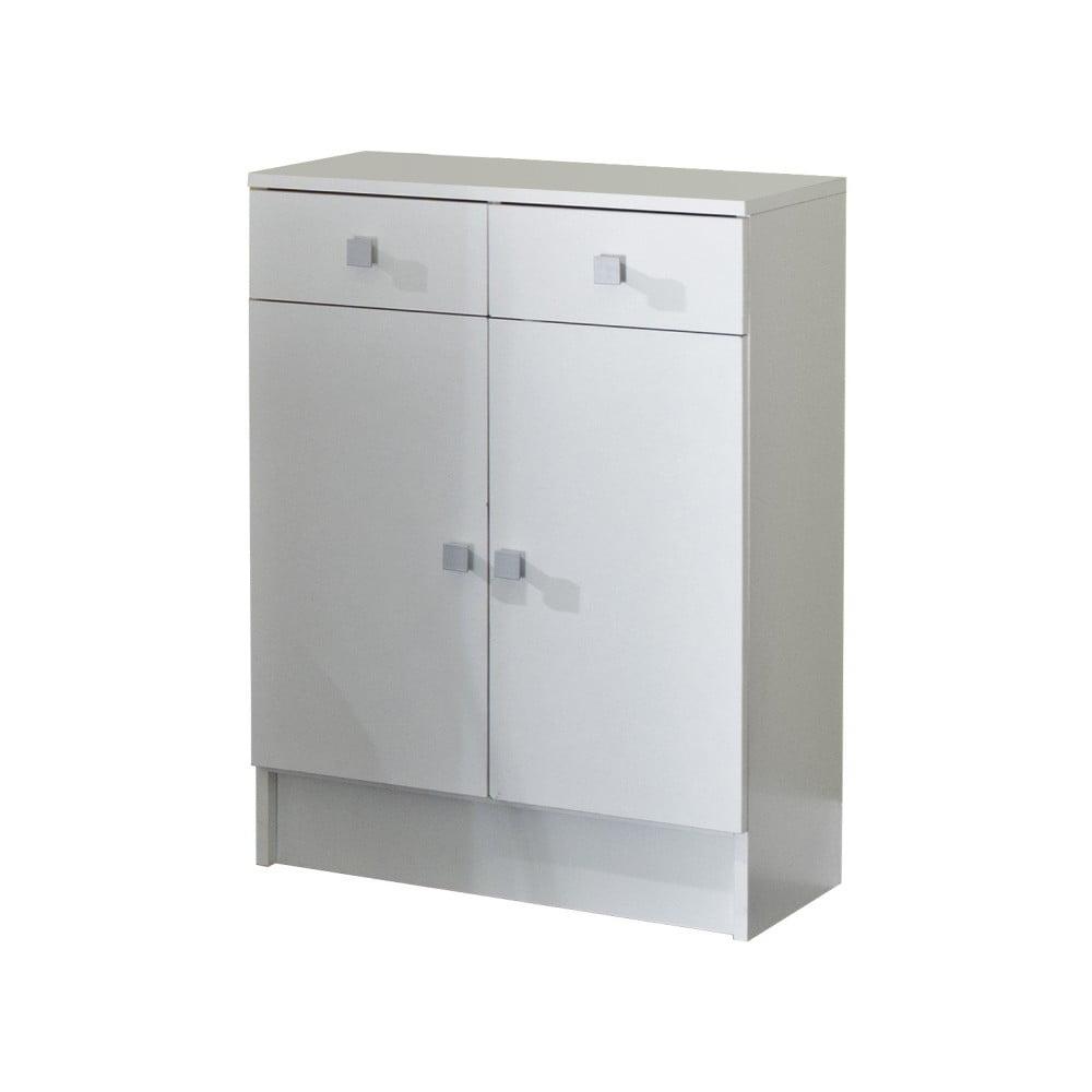 Biała szafka łazienkowa TemaHome Combi, szer.60cm