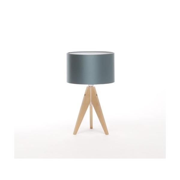 Lampa stołowa Artista Birch/Ice Blue, 28 cm