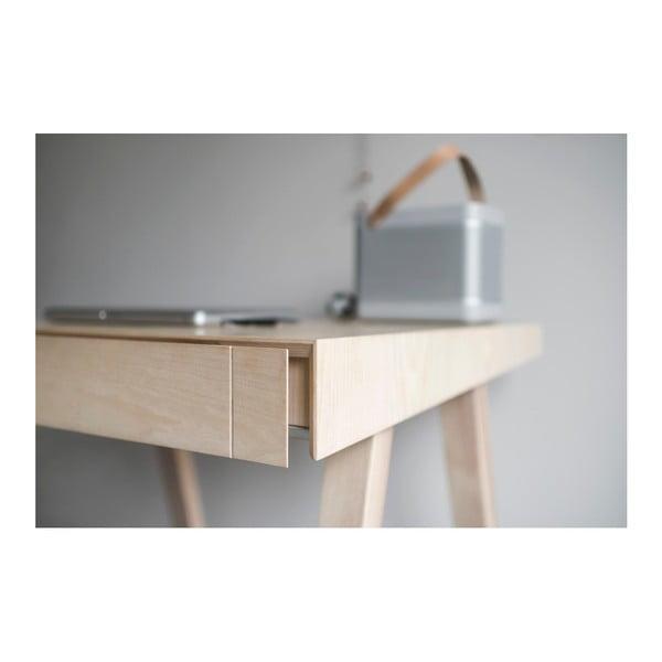Biurko z szufladą z jesionu europejskiego EMKO 4.9
