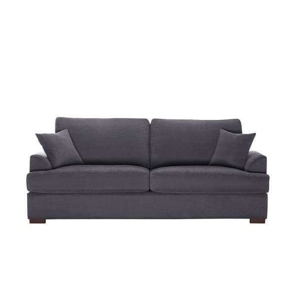 Sofa trzyosobowa Jalouse Maison Irina, stalowa