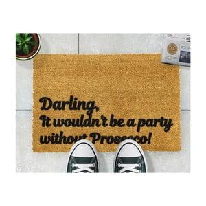 Wycieraczka Artsy Doormats Darling Prosecco, 40x60 cm