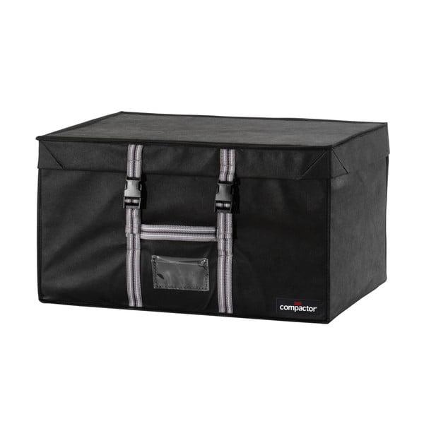 Materiałowy pojemnik na ubrania New Family, 55x40 cm