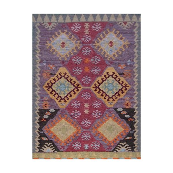 Ręcznie tkany dywan Kilim No. 200, 120x180 cm