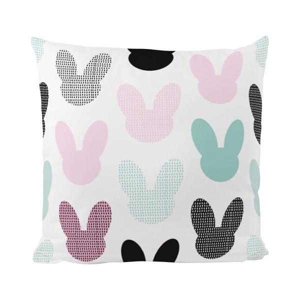 Poduszka   Bunny Shadows, 50x50 cm