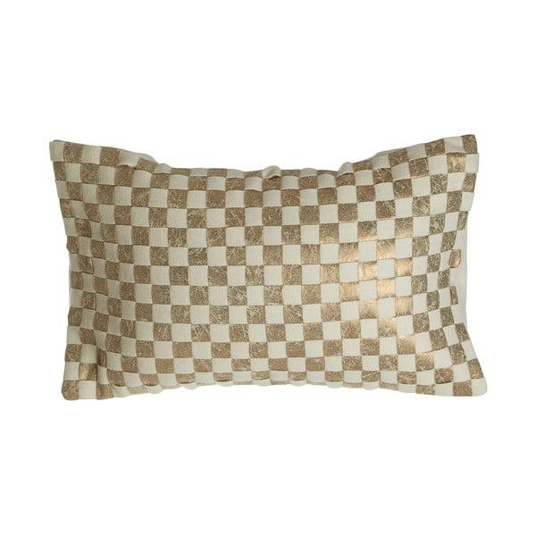 Poduszka Checkerboard Design, 34x60 cm