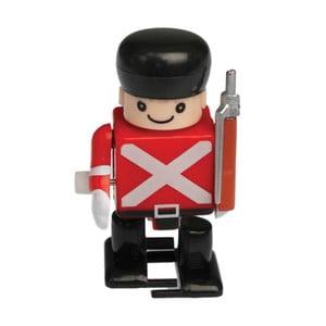Nakręcany żołnierzyk Rex London Soldier