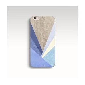 Etui na telefon Wood Triangles IV na iPhone 6/6S