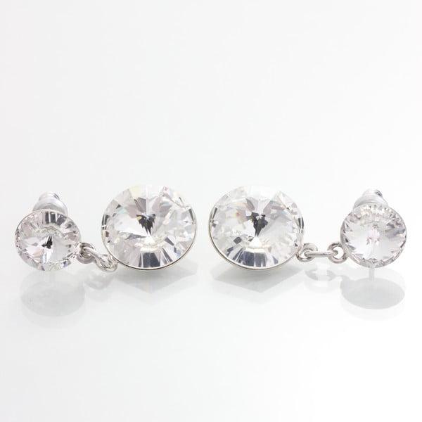 Kolczyki z kryształami Swarovskiego Yasmine Daugava