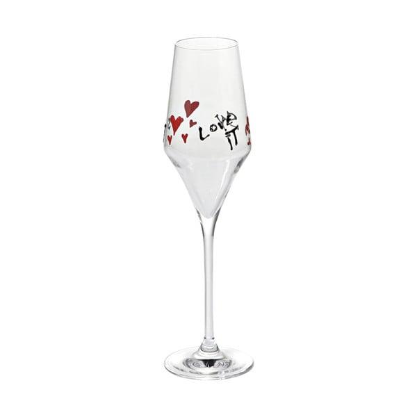Zestaw kieliszków do szampana Fade Love Sweet Years, 6 szt.