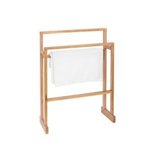 Drewniany stojak na ręczniki Mezza Wireworks