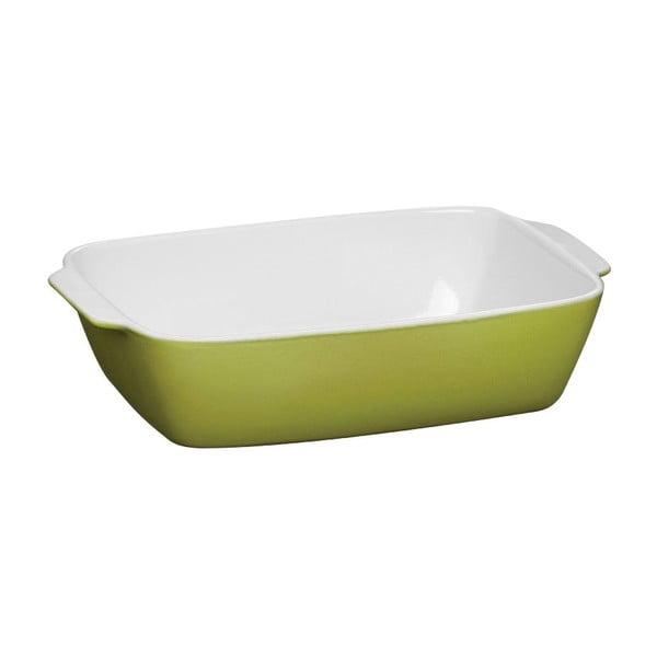 Naczynie do zapiekania Lime Green, 33 cm