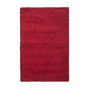 Dywan Crosby Shag Red, 121x182 cm