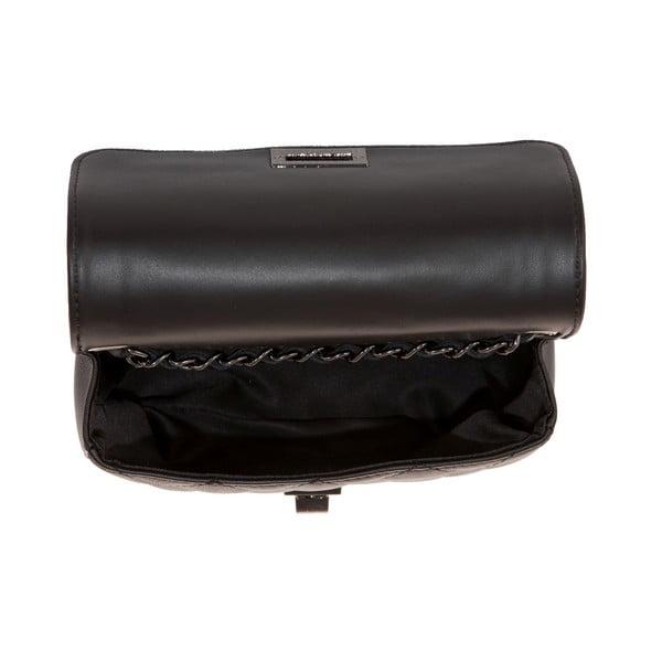 Czarna torebka skórzana Andrea Cardone Felisa
