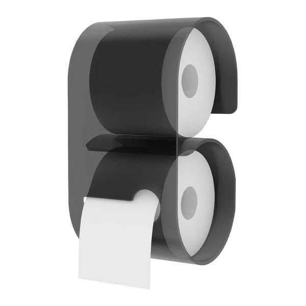 Stojak na papier toaletowy B-Roll Black